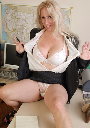 Sexy Big Tits In Office Pics